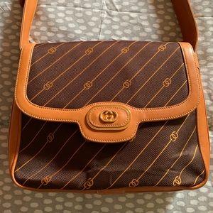 Authentic Vintage Gucci ShoulderBag Rare Bag